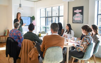 Business growth via events – things I learned from running free workshops.