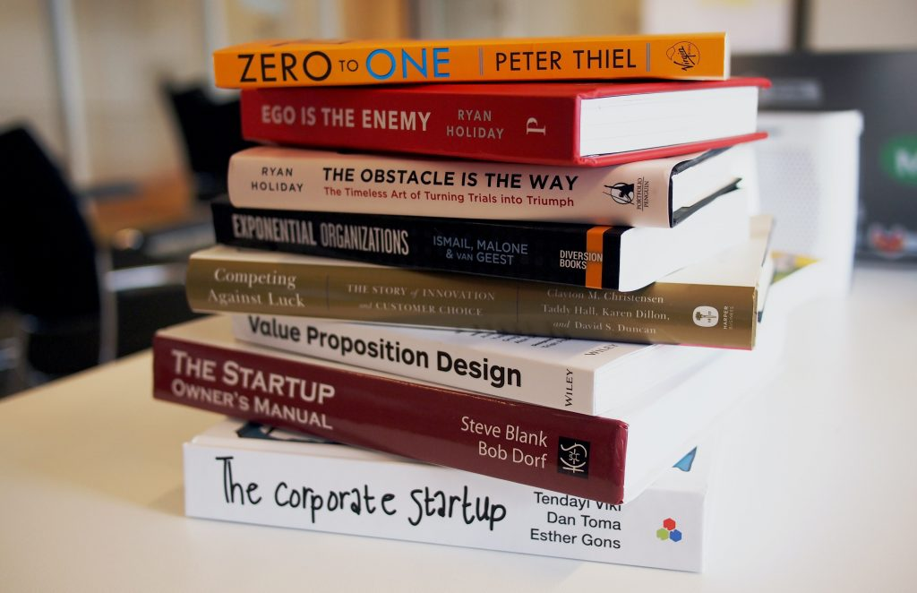 books to fight entrepreneurial mindset blocks